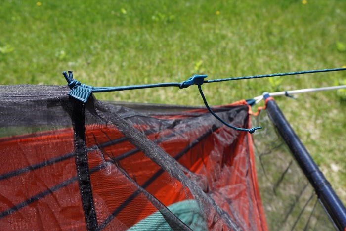 REI Quarter Dome Air Hammock Tent With Bugnet