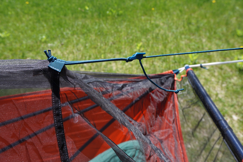 REI Quarter Dome Air Hammock Tent With Bugnet & REIu0027s New u0027QD Airu0027 Hammock Tent Put To Test
