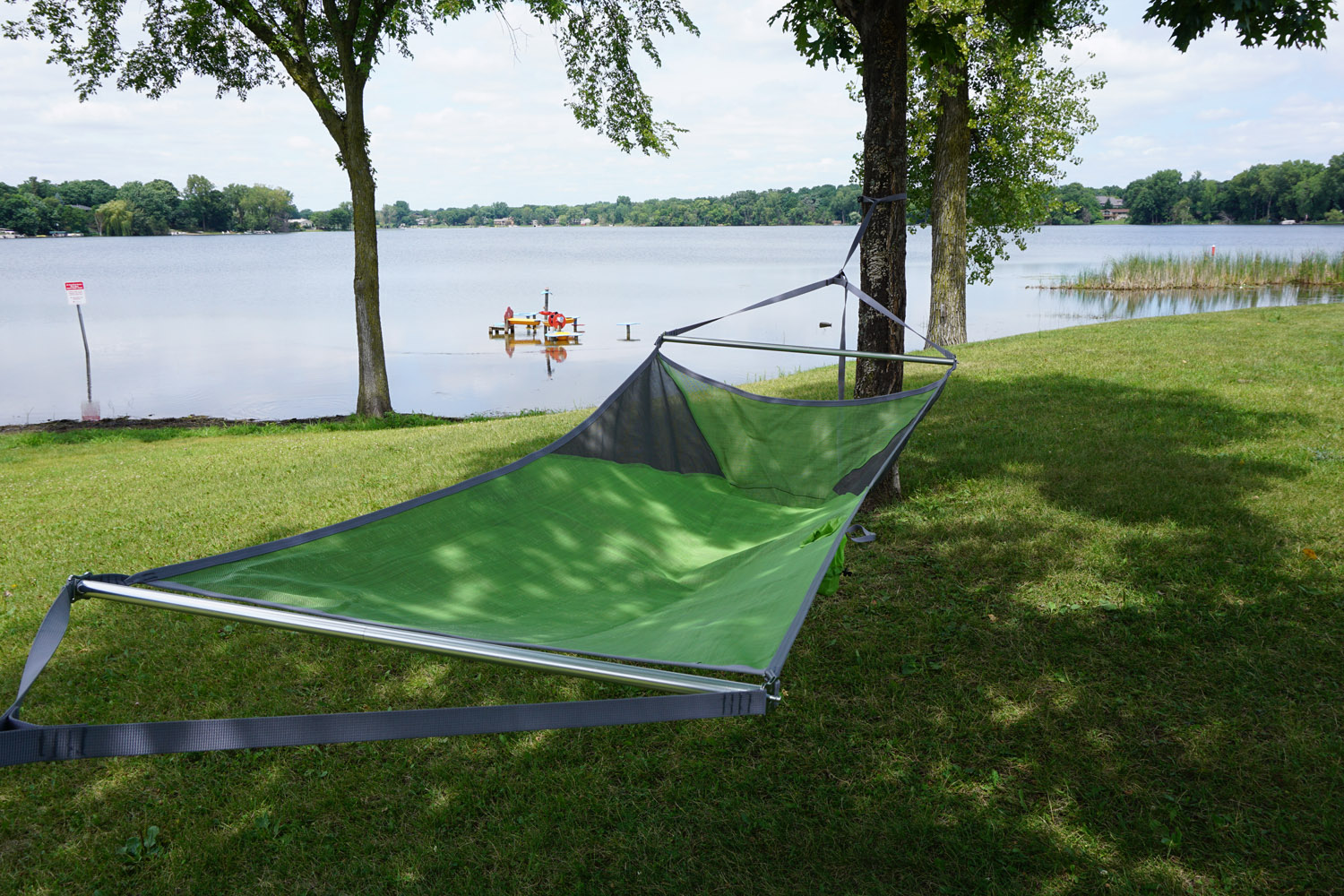 setup the green hammock camping united superiority alliance of in poles a medium rainstorm