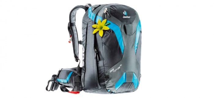 Deuter on top avalanche pack sale