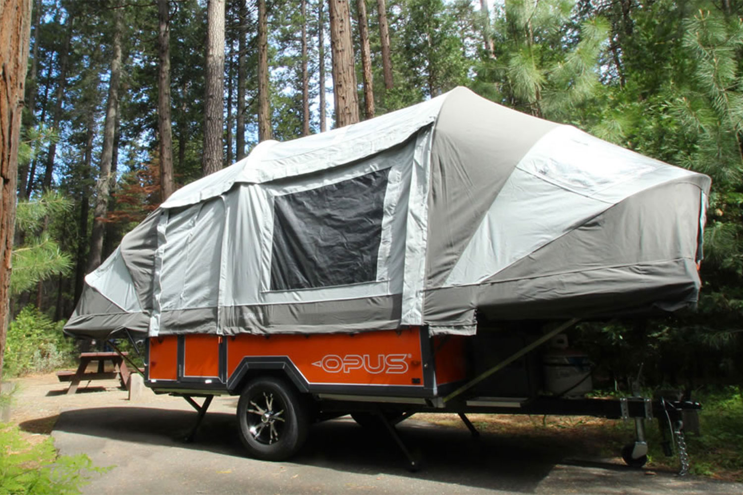 Camper Inflates In 90 Seconds No Poles Needed Gearjunkie