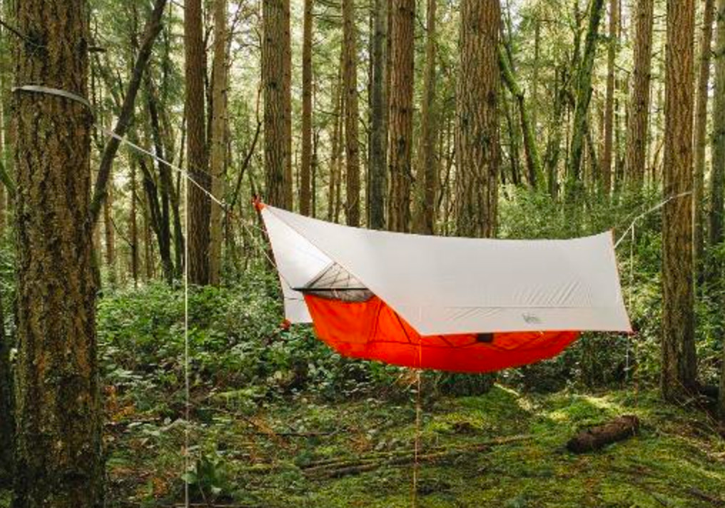 REI Quarter Dome Air Hammock Tent