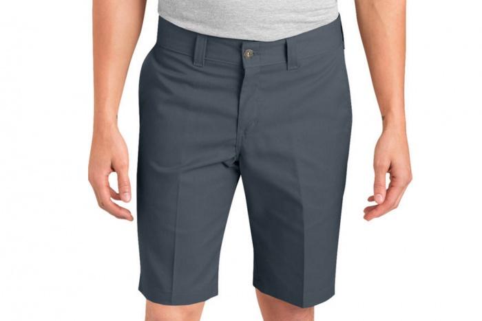 Dickies slim fit twill work shorts
