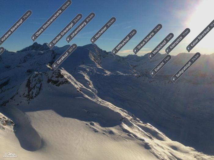 Viewranger app discover mountain peaks