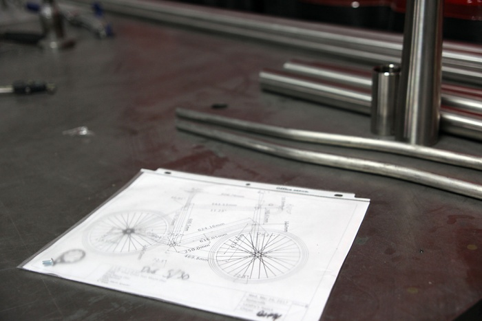 Hand-Built, Custom, American: Alchemy Bikes