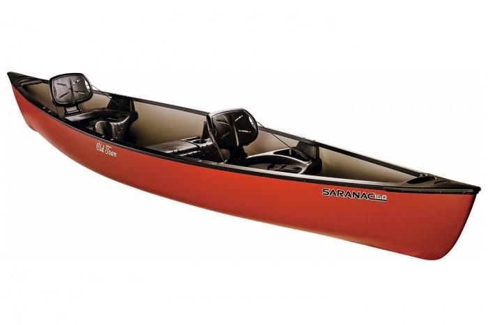 Old Town Saranac 160 Canoe