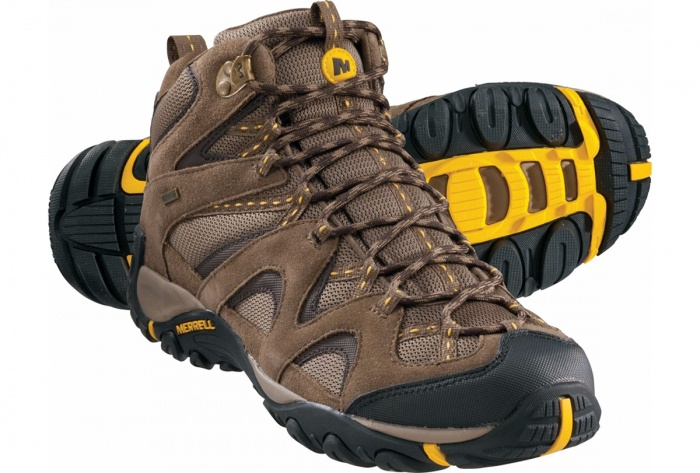 Merrell Men's Energis Waterproof Mid Hikers
