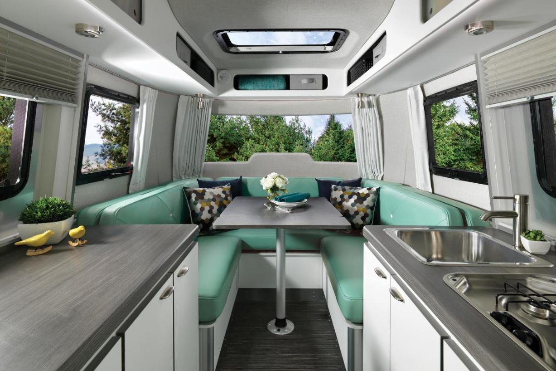 No More Metal: Airstream Launches Fiberglass 'Nest' Camper