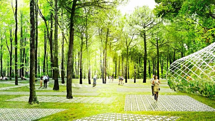 Parkorman Turkey Central Park Pictures