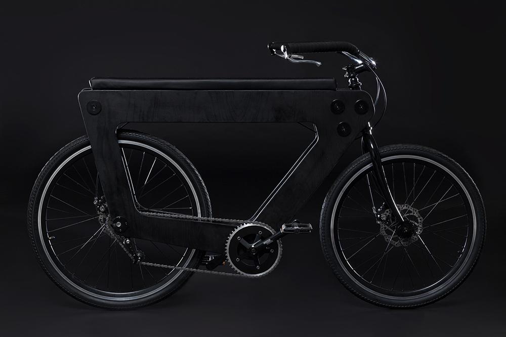 plywood two seater bike assembles like ikea furniture. Black Bedroom Furniture Sets. Home Design Ideas