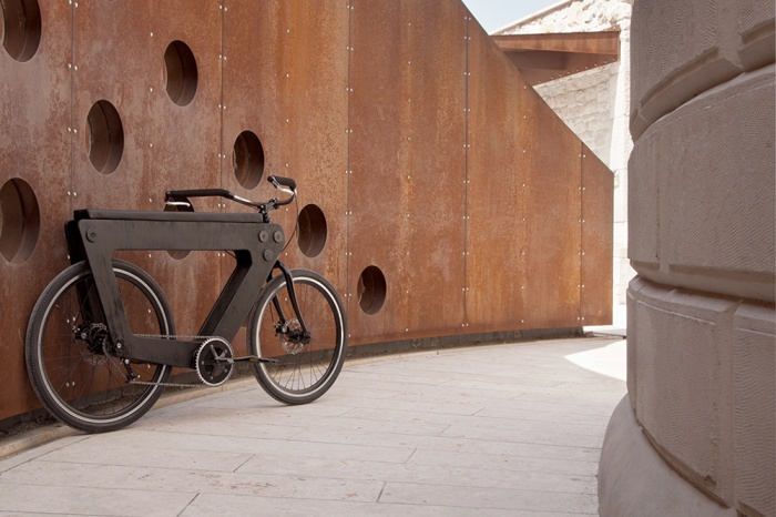 revo wooden bike IKEA