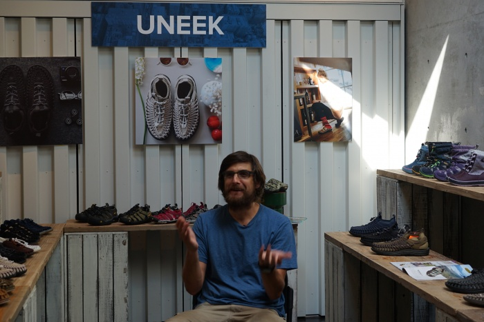 Keen Uneek robot sandals