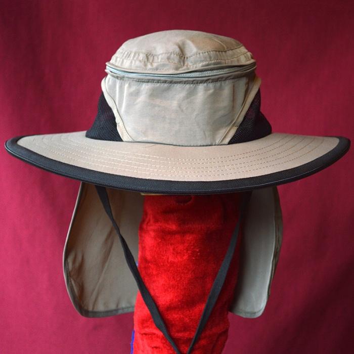 Shapeshifting Sunhat Shapeshifter sun hat