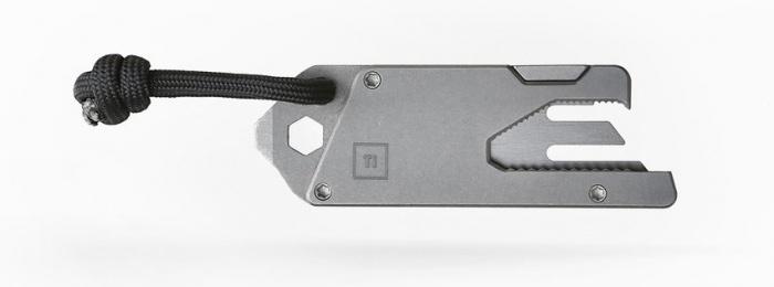 BIGiDESIGN Titanium Pocket Tool
