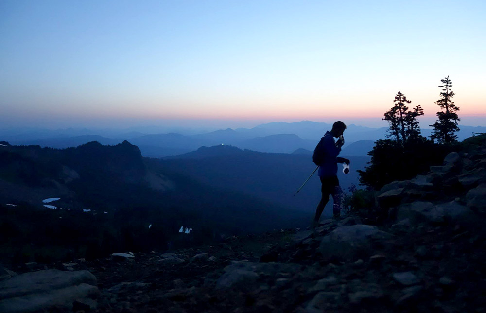 "Appalachian Trail Unsupported And Supported Speed Record FKT Set Joe ""String Bean"" McConaughy"