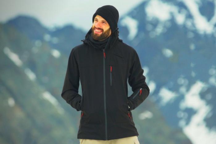 Apricoat kickstarter success adventure jacket