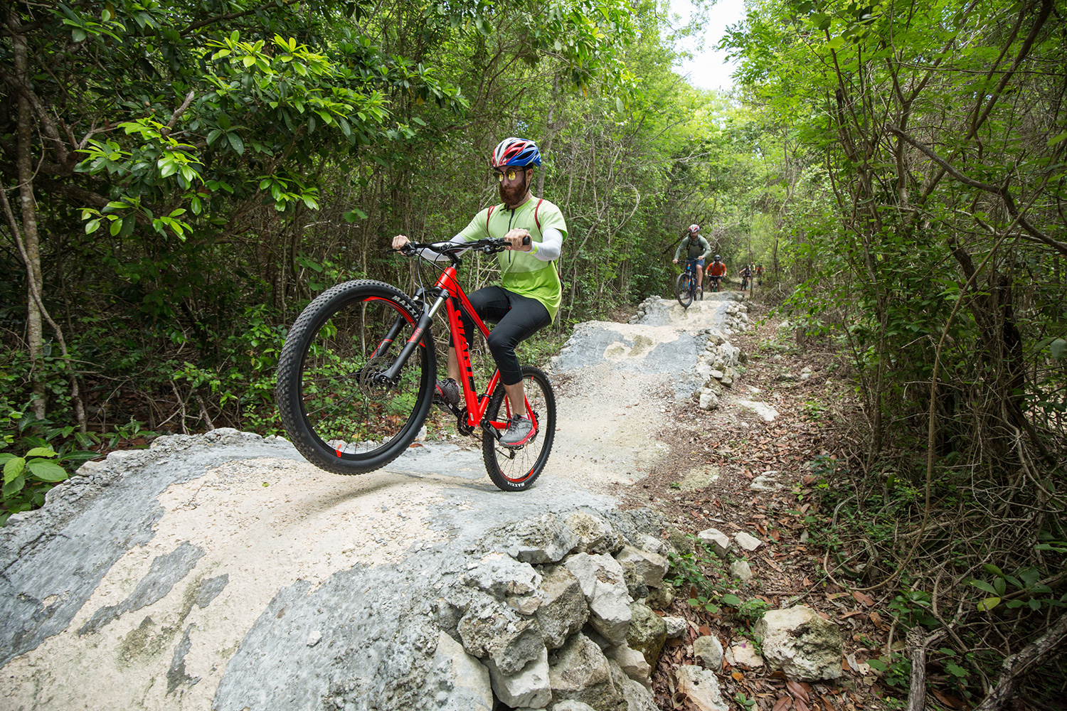discover quality mountain biking trails in the yucatan. Black Bedroom Furniture Sets. Home Design Ideas