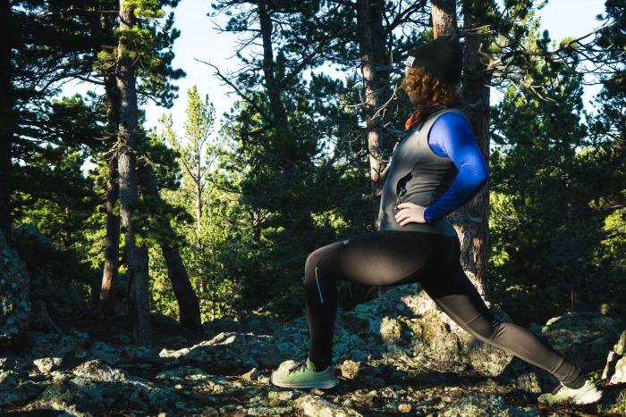 Semper Gumbi: Be Flexible To Be Better Outdoors: REI Packing It Out Abby