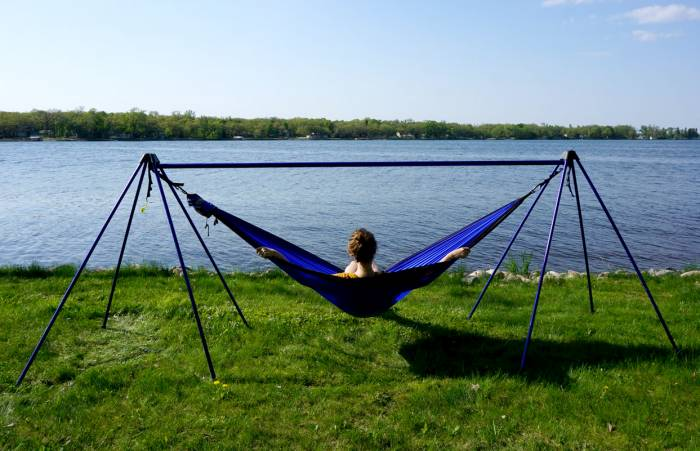 ENO Hammock Stand Review
