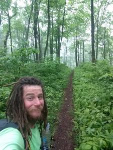 Dan Knotts Binde hiker