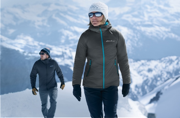 Down Revolution Eddie Bauer To Launch Down Fabric