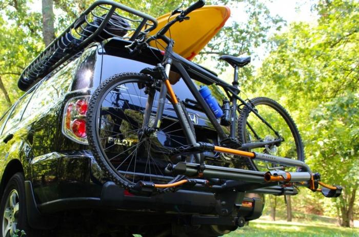 car bike trunk kuat nv transfer review s hitch rack