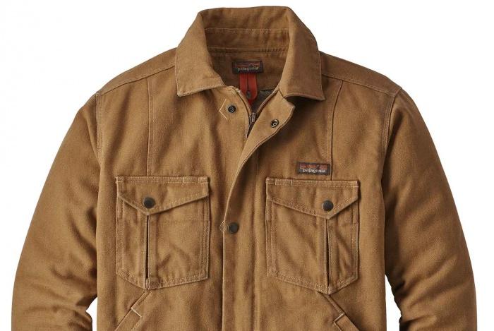 Patagonia Men's Iron Forge Hemp Canvas Ranch Jacket
