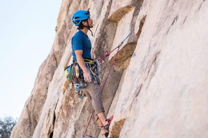 Rock Climbing TNF