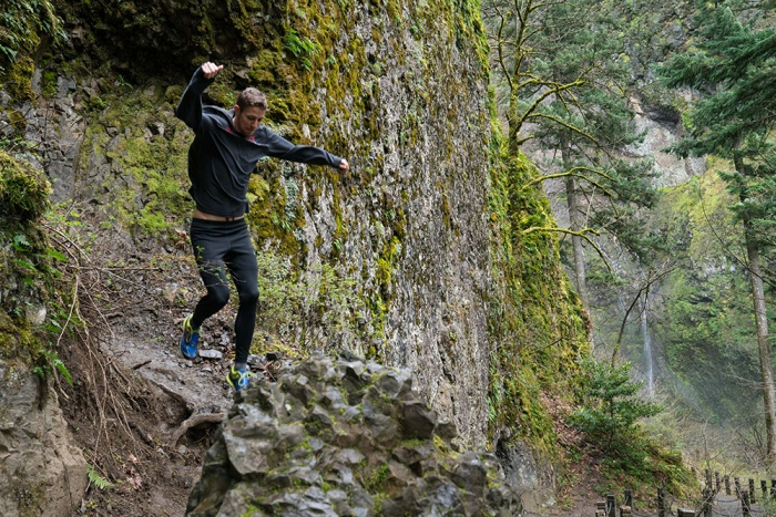 """Appalachian Trail Unsupported And Supported Speed Record FKT Set Joe """"String Bean"""" McConaughy"""