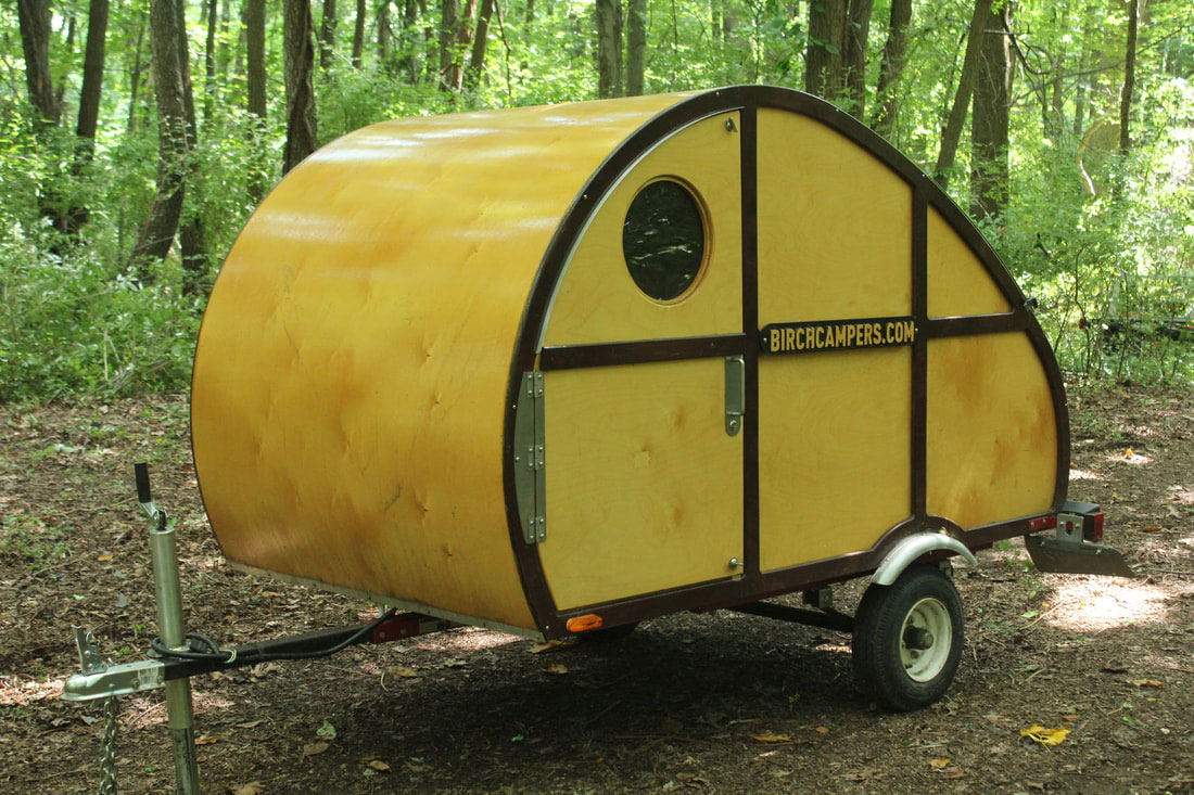 DIY Teardrop Kit: Build This Camper for Less Than $3,000 | GearJunkie