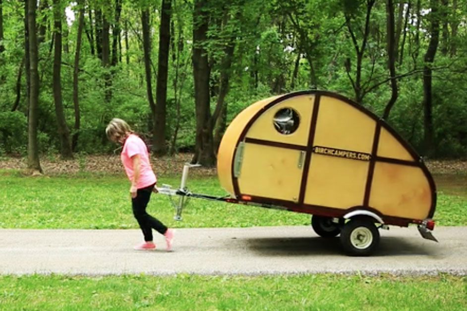 DIY Teardrop Kit: Build This Camper for Less Than $3,000