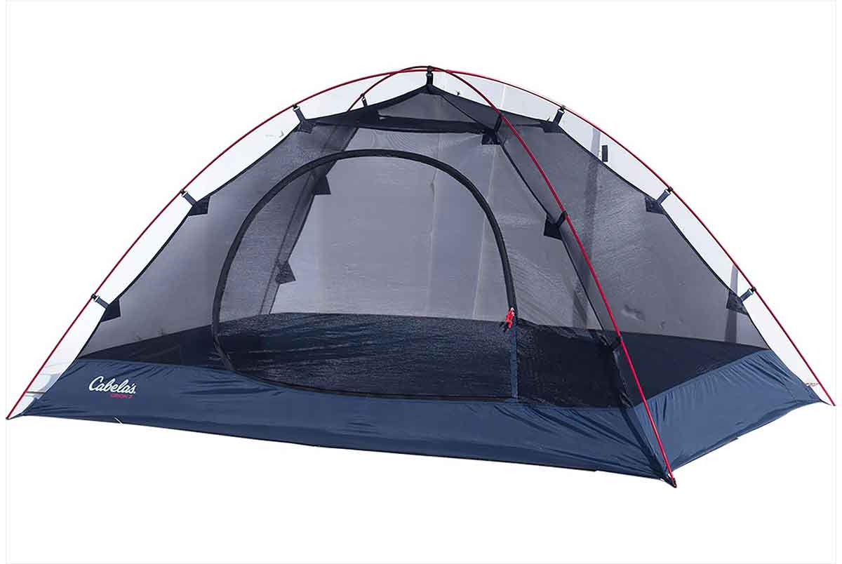 Cabela's Orion: Good Camp Tent, Easy On The Wallet | GearJunkie