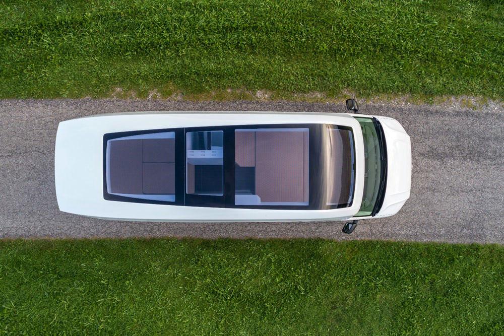 VW California Xxl >> Vw Concept Van Ultimate Camper Unveiled At German Caravan