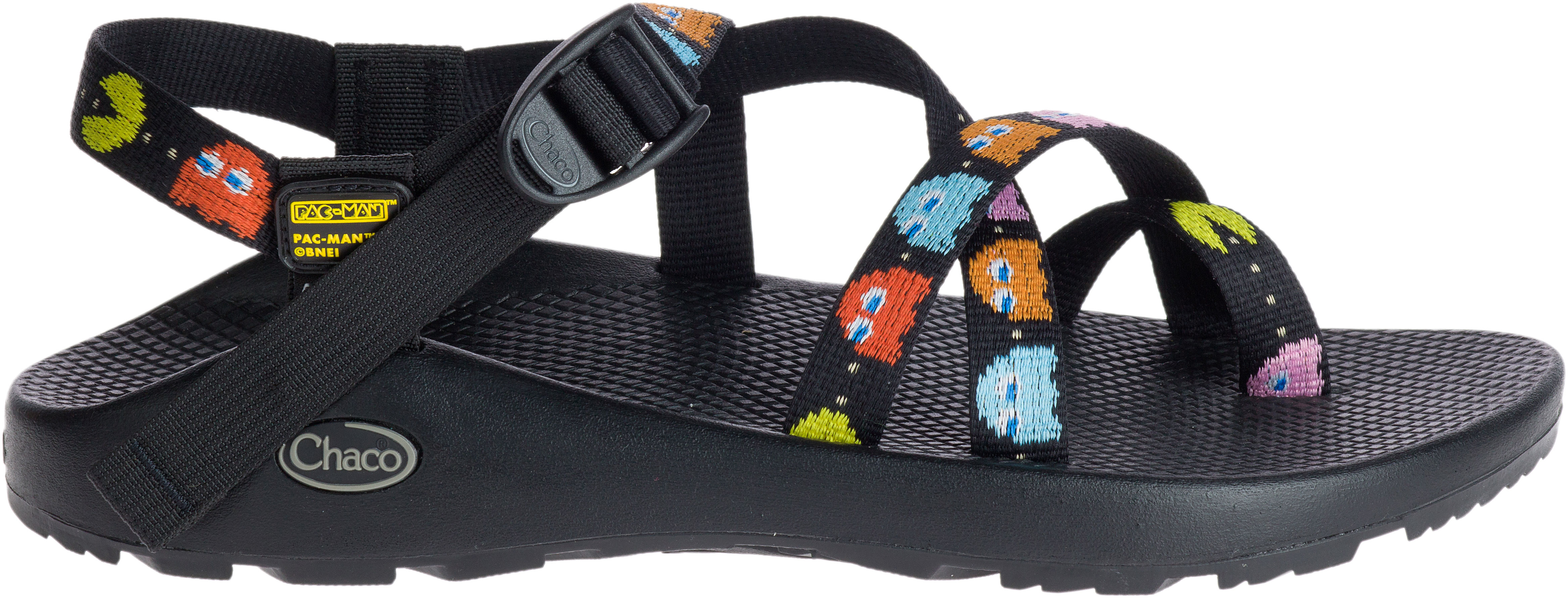 Pac Man Sandals Chaco Launches 80s Arcade Classic