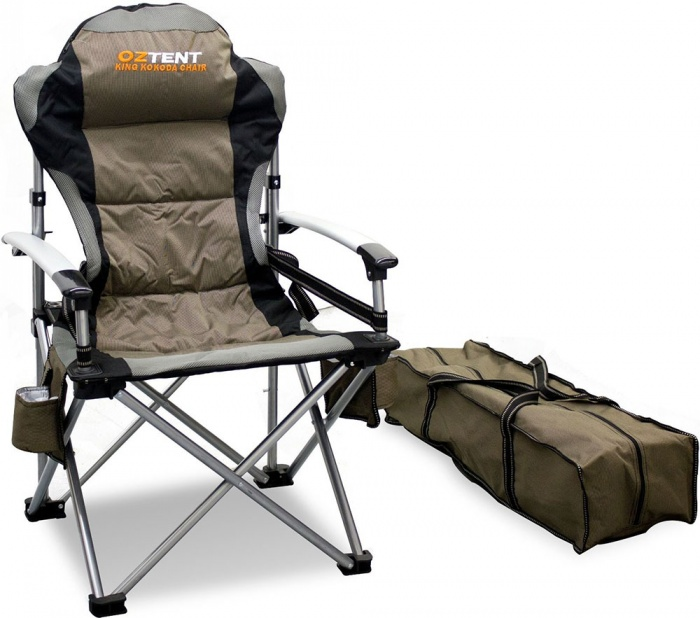 deluxe basic camp chair