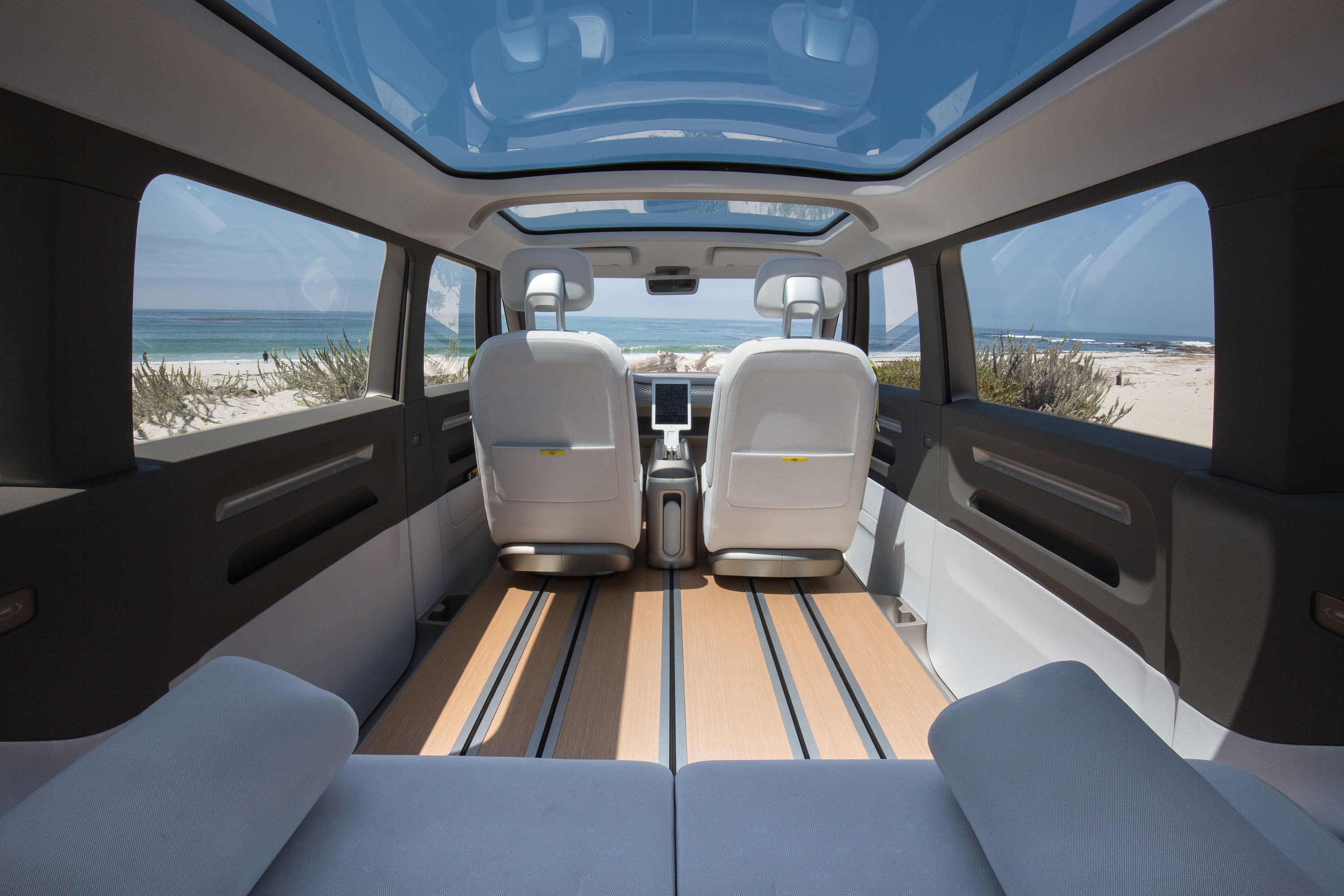 People Are Crazy For The New Vw Bus Here S Why Gearjunkie