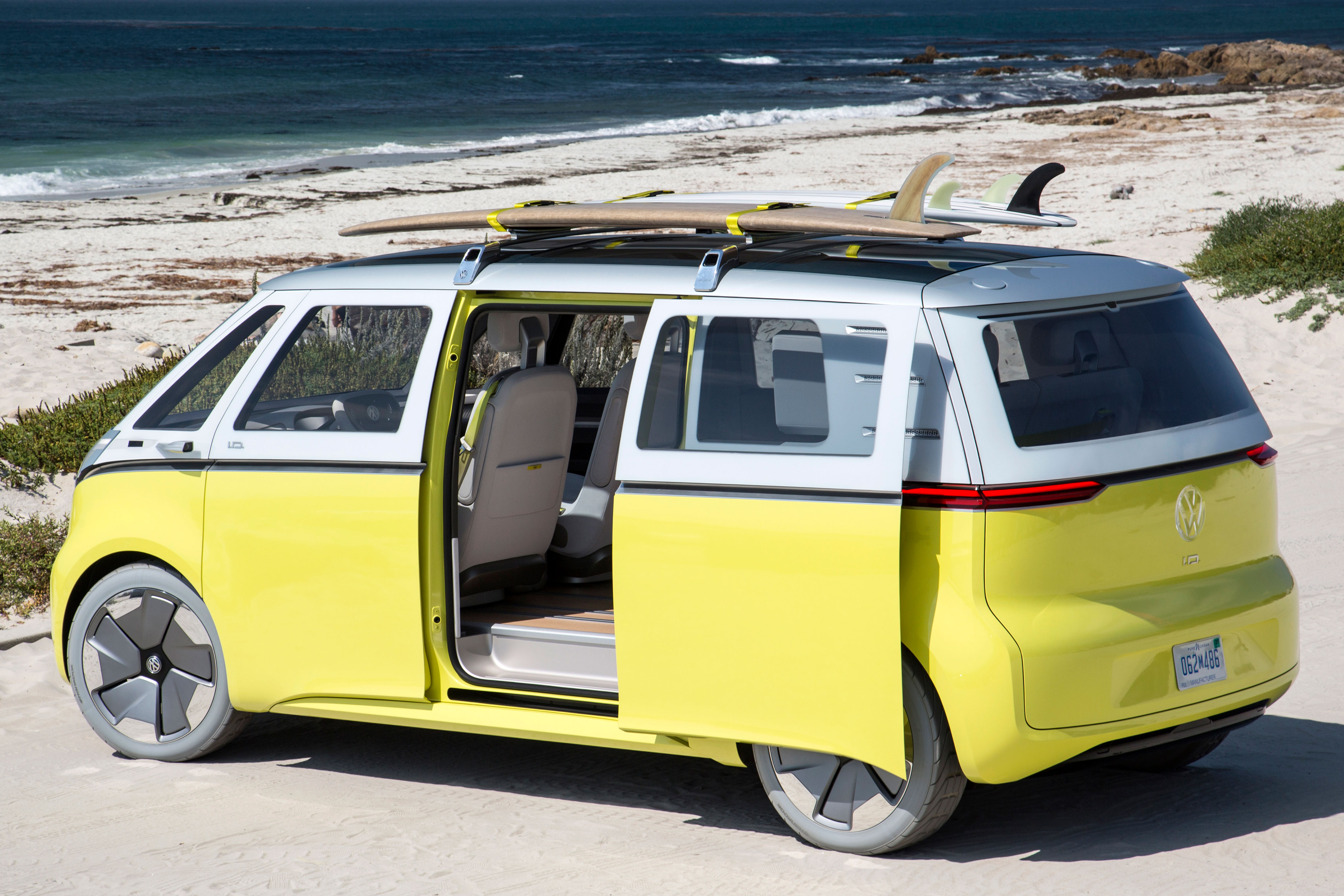 People Are Crazy for the New VW Bus: Here's Why | GearJunkie
