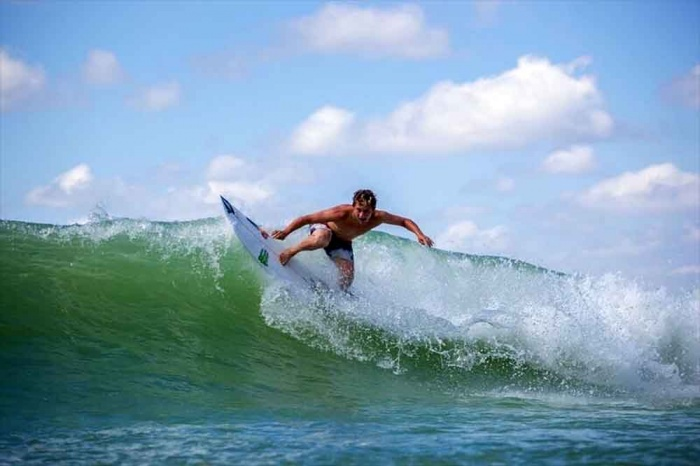nland surfing texas