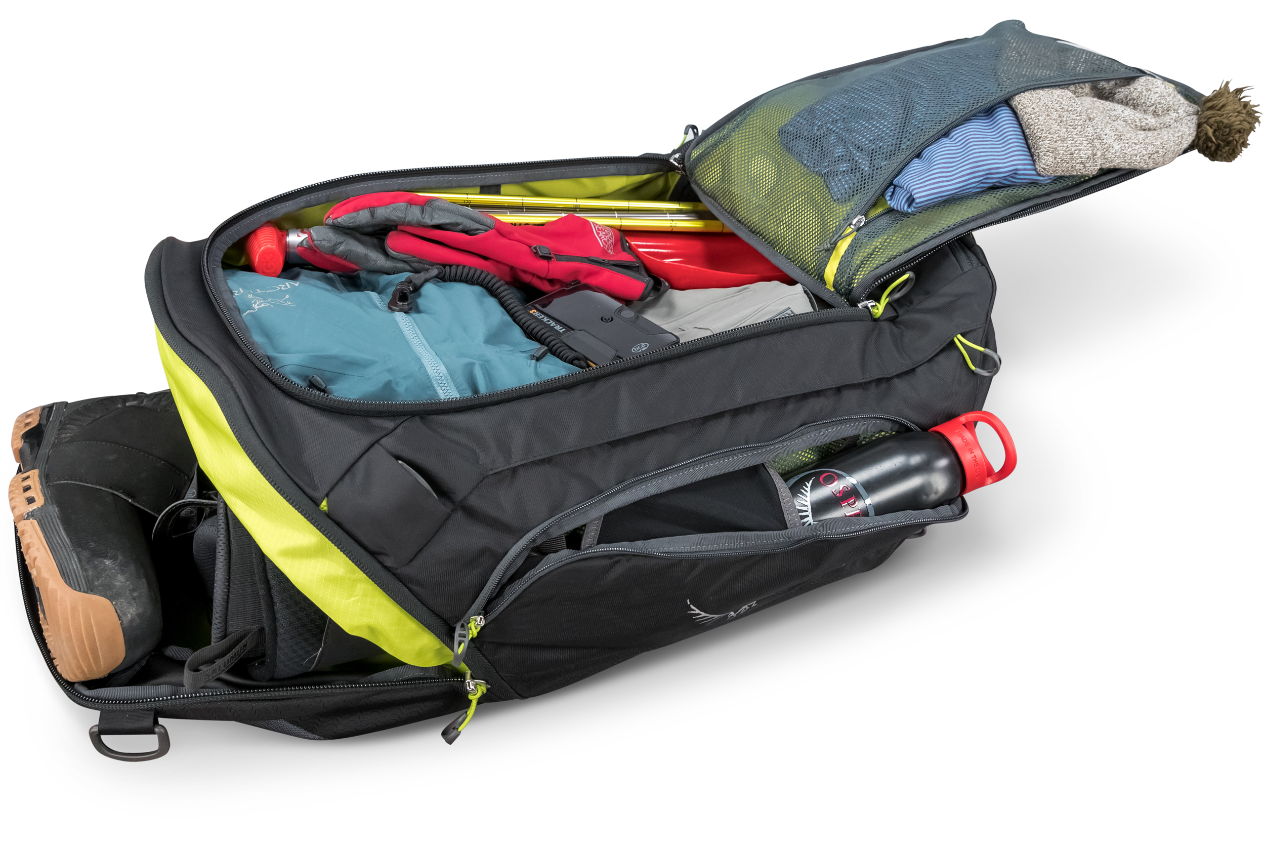 dcedcee062 Osprey Launches Sport-Specific Duffles