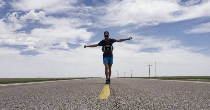 'Everyman' Rickey Gates Completes Unsupported Cross-Country Run Transamerica