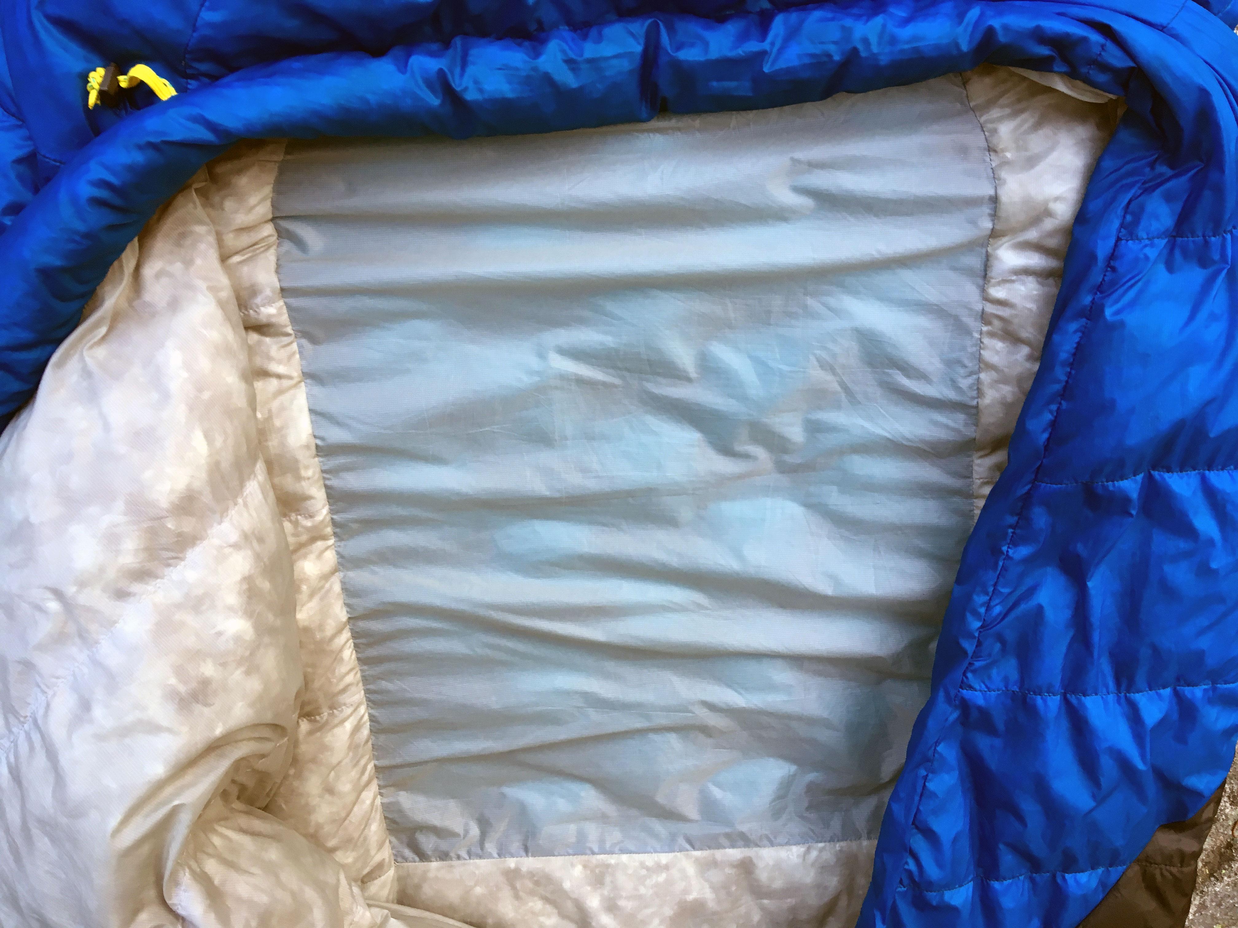 471d03e2a3e Zipper Free  Sierra Designs Cloud Sleeping Bag Review