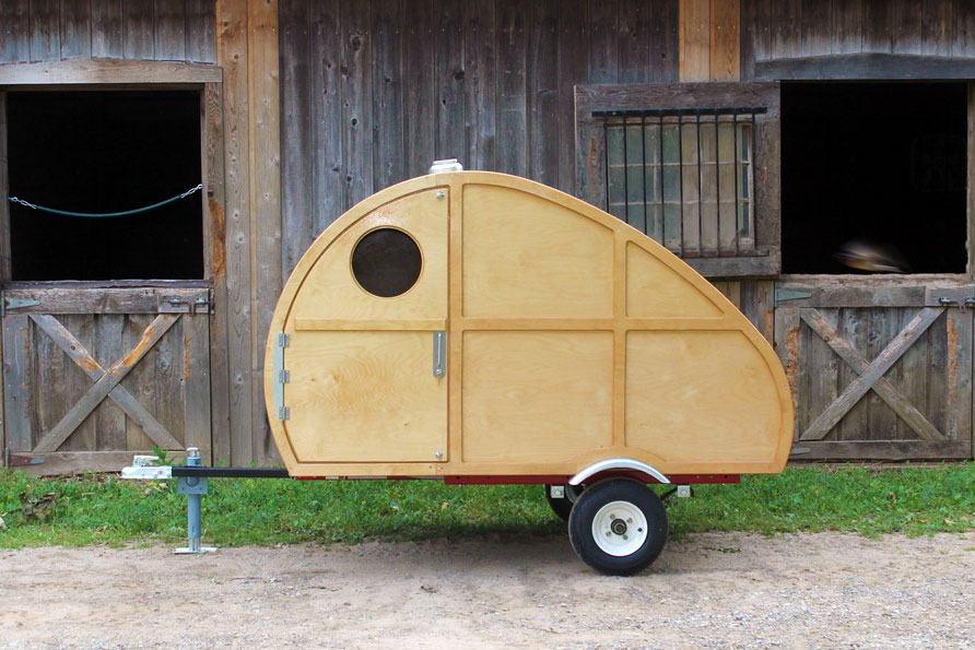 Diy Teardrop Kit Build This Camper For Less Than 3000 Gearjunkie