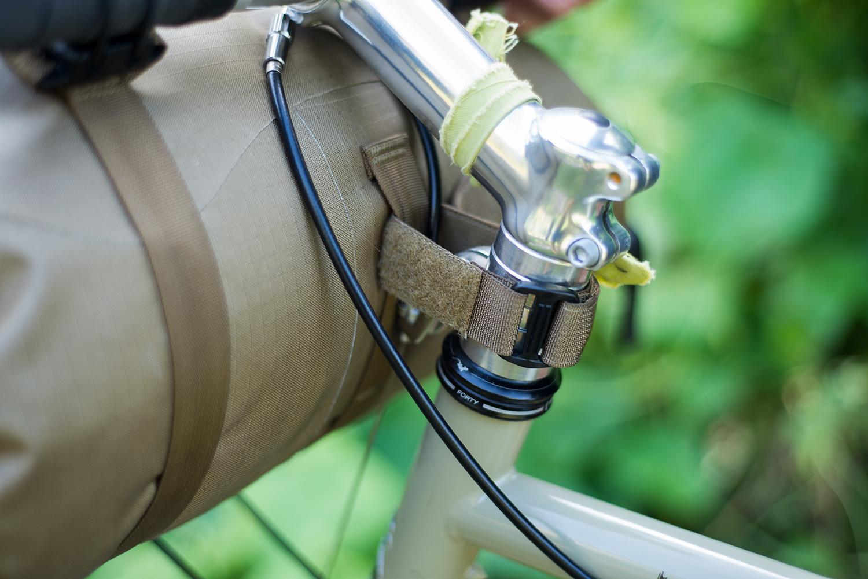 Zipperless Zipper Waterproof Dry Lock Handlebar Pack Review