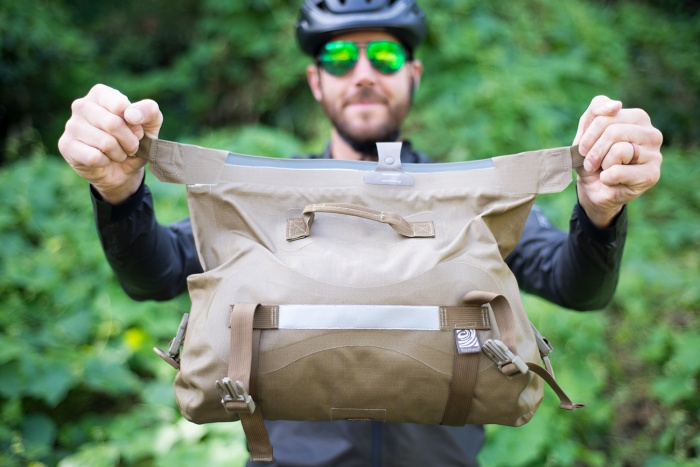 Watershed McKenzie Handlebar Pack Review