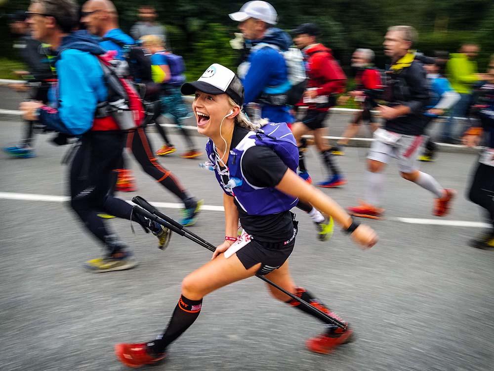 7 Bizarre Items That Powered These UTMB Ultra Runners