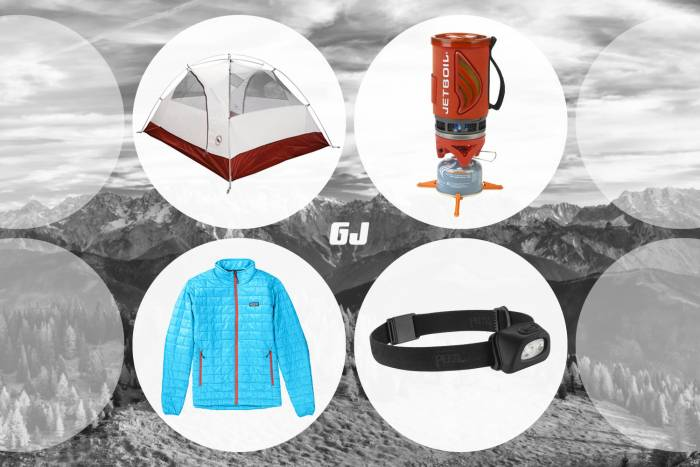 GearJunkie Outdoor Deals Feature Image 9.6.17