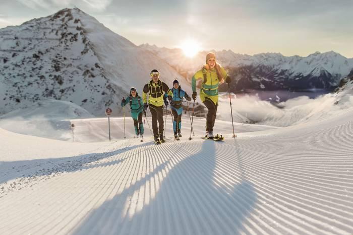 Aspen Dynafit uphill ski mountaineering rental