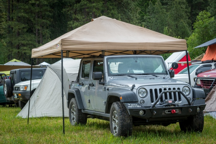 Jeep Wrangler Unlimited 4x4 (2007-2011) Best Adventure Vehicle