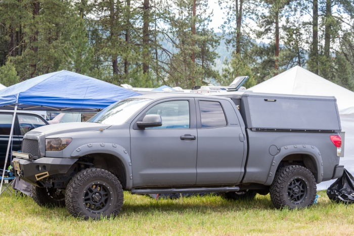 Toyota Tundra (2007-2009) Best Adventure Vehicle