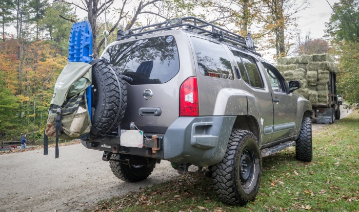 Nissan Xterra (2010-2014) Adventure Mobile